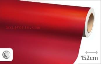 Mat chroom rood snijfolie