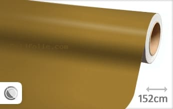 Mat goud snijfolie