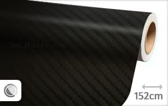 Zwart 4D carbon snijfolie